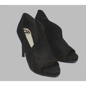 Fergalicious Tuff Peep Toe Shooties Women's Shoes